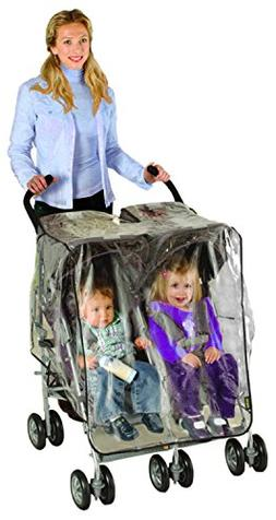 Nuby Side-by-Side Stroller Weather Shield