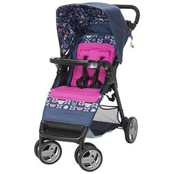 Cosco Simple Fold Stroller - Poppy Field