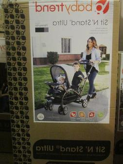 Baby Trend Sit N Stand Ultra Stroller - Morning Mist