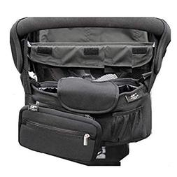 Stroller Organizer for Double Strollers & Single Strollers +