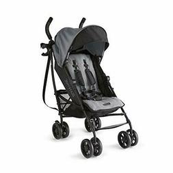 Summer 3Dlite+ Convenience Stroller, Matte Gray  – Lightw