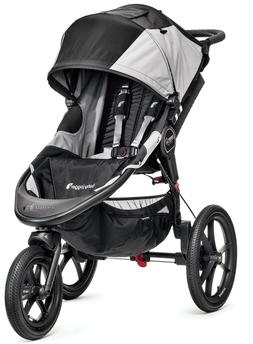 Baby Jogger Summit X3 Single Child Jogging Stroller Black