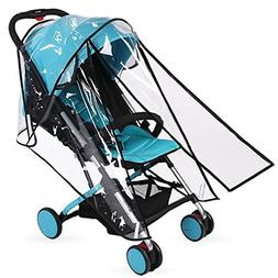 Baby Stroller Rain Cover Jeep Deluxe Stroller Weather Shield