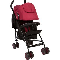 travis lightweight umbrella stroller with canopy