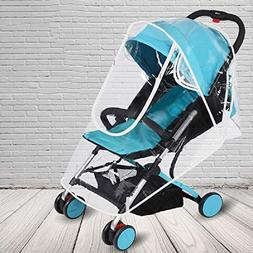 Trolley Rain Cover Baby Carriage Rain Cover Baby Carriage Ra