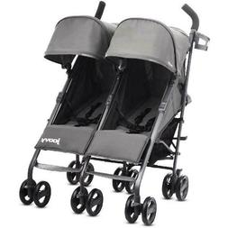 Joovy Twin Groove Ultralight Double Twin Stroller Double Umb