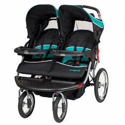 Umbrella Stroller Double Twin Metal Jogging Baby Trend Navig