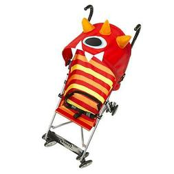 Cosco Umbrella Stroller Monster Elliot Red Multi