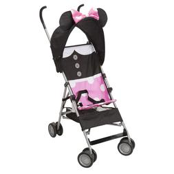 Umbrella Stroller Portable Pink Baby For Girl Small With Ba