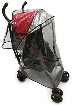 Primo Passi Umbrella Stroller Rain Cover | Weather Shield Un