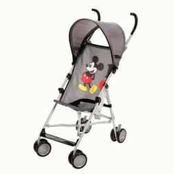 Disney Umbrella Stroller With Canopy In I Heart Mickey