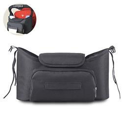 MIWORM Baby Universal Stroller Organizer Bag,Diaper Bag with