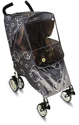 Hippo Collection Universal Stroller Weather Shield Rain Cove