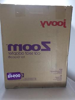 Joovy Zoom Car Seat Adapter for Graco